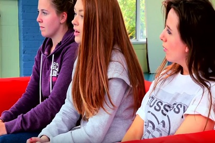 Insiders Guide to Young Social Innovators - Eleanor, Sarah and Emma
