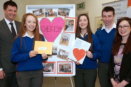 Students pitch to Young Social Innovators Dragons for Access to Social Innovation Fund