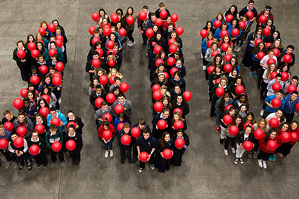 YSI and Vodafone Ireland Foundation Partnership Impacts 100,000 Young Irish People