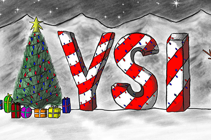 Happy Christmas from the YSI Team!
