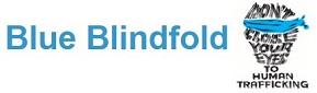 Blue Blindfold