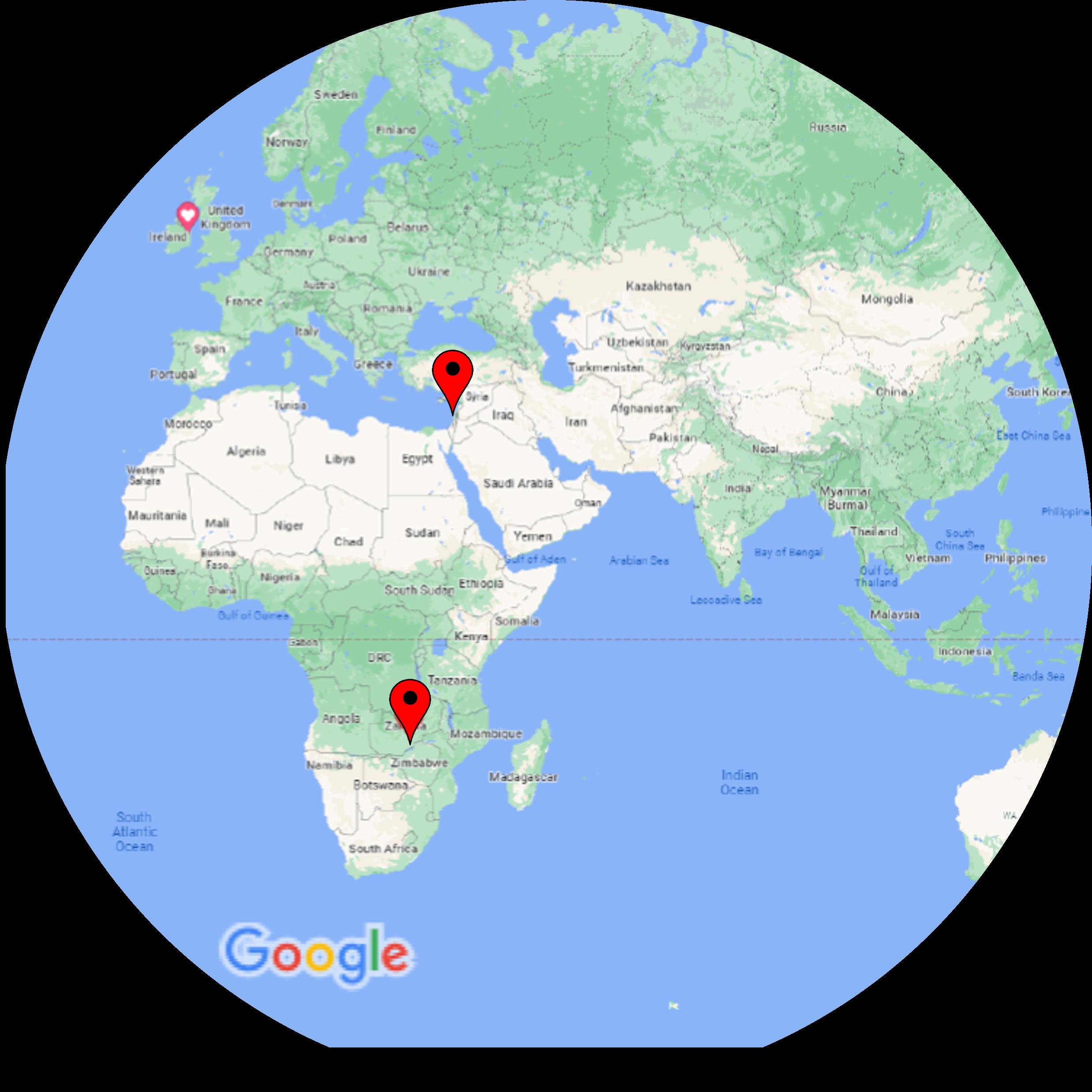 Meet Our International Programme Partners