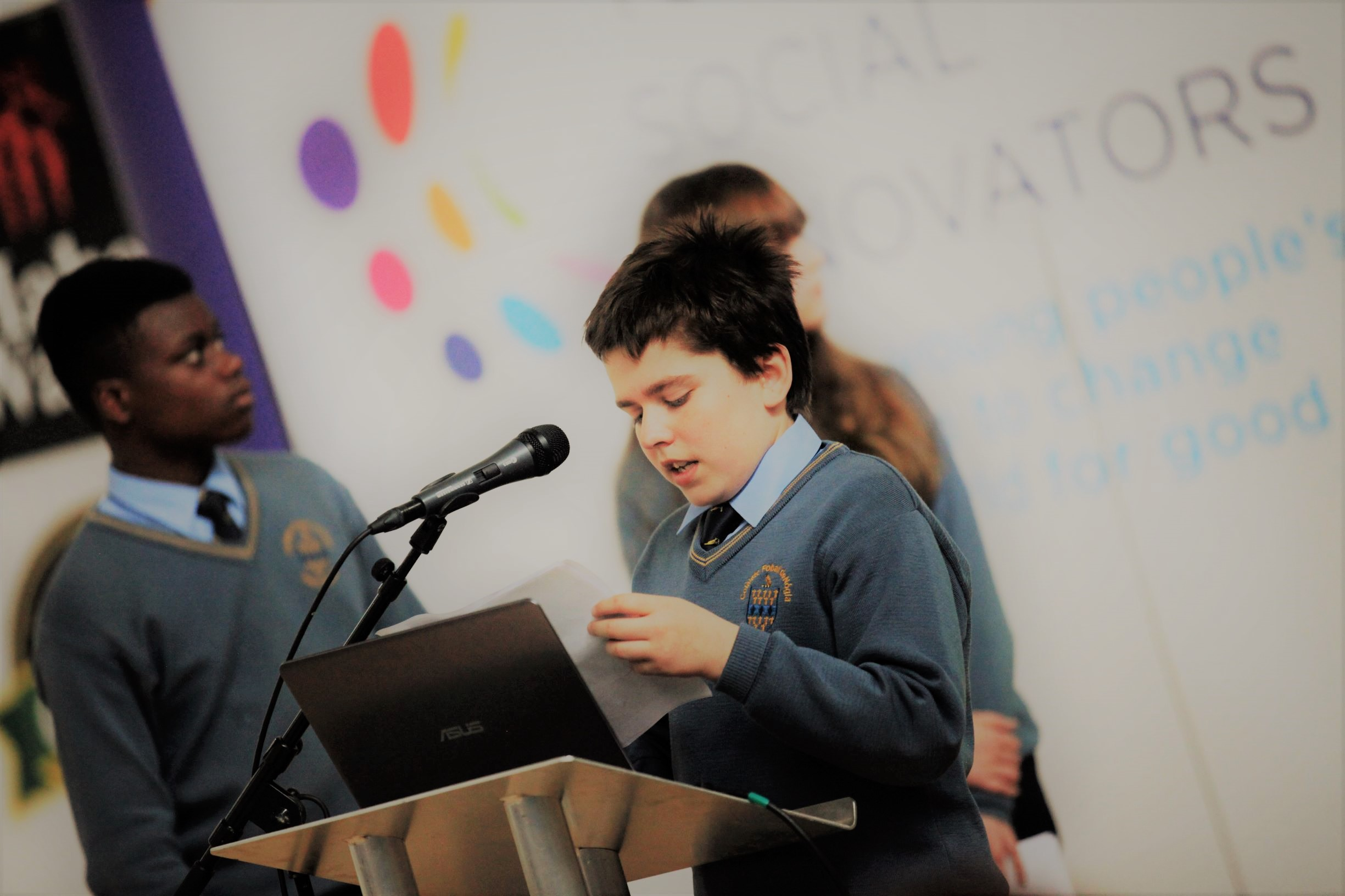 Social Innovation Action Programme: Junior Cycle