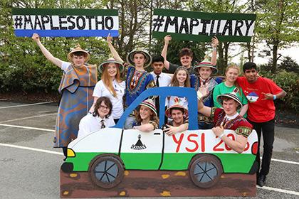 Global Village - Portmarnock Community School