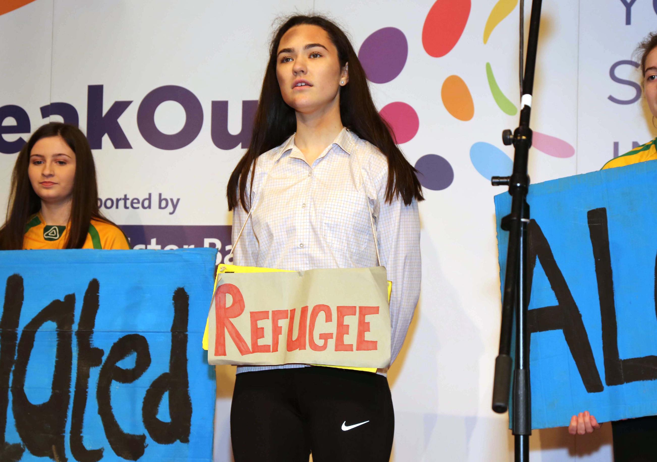 F.R.E.E. - For Refugees Entering Éire