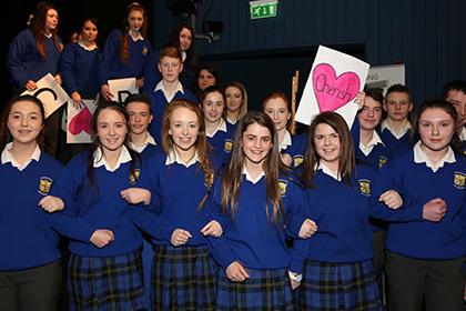Cherish - Presentation Secondary School, Balingarry,Thurles, Co. Tipperary
